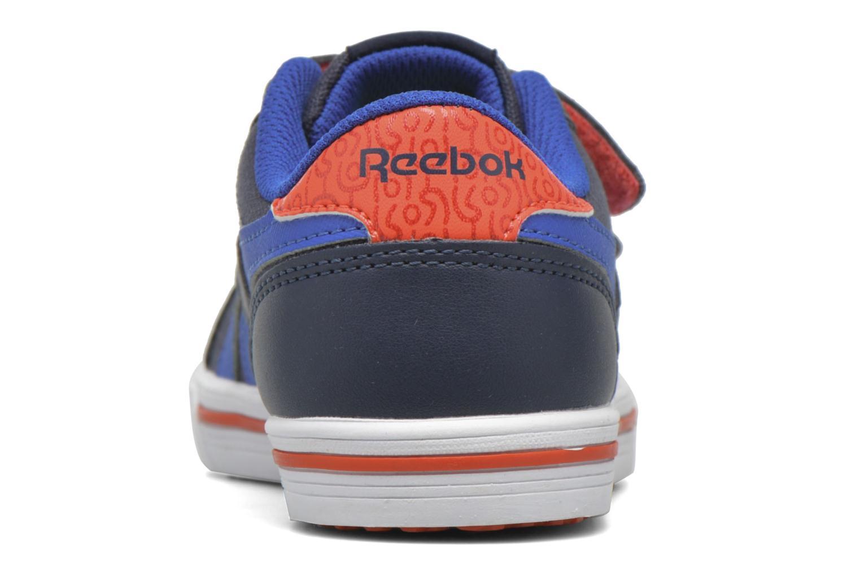 Baskets Reebok Reebok Royal Comp Alt Cvs Bleu vue droite