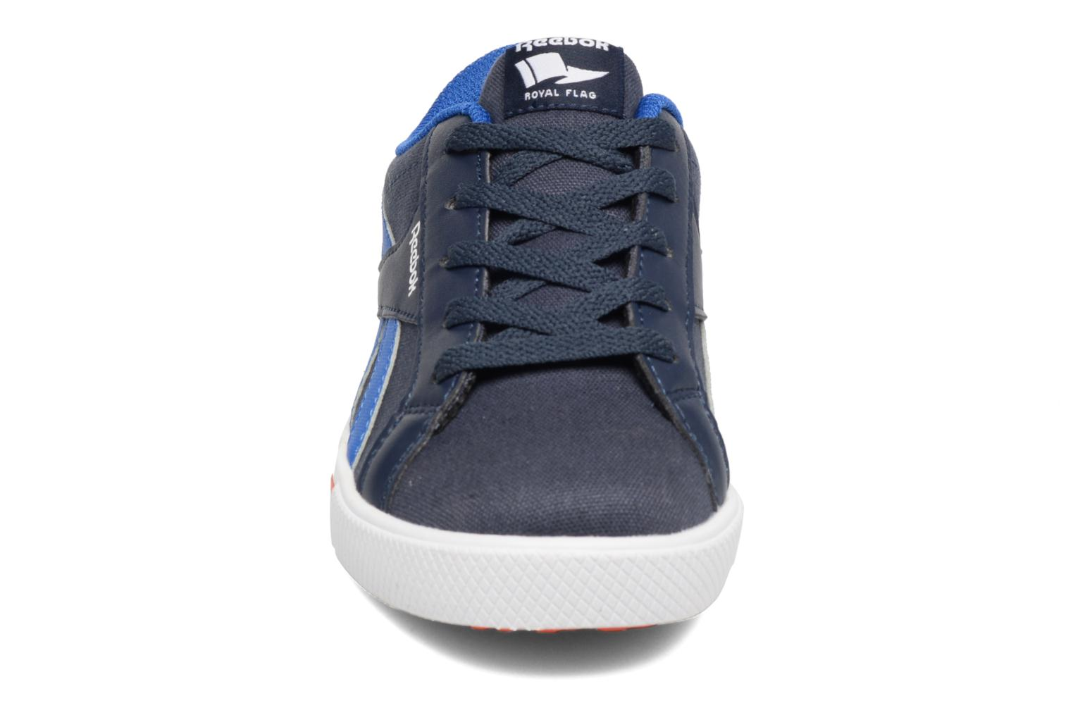 REEBOK ROYAL COMP LOW CVS Collegiate Navy/Awesome Blue/Wht/Primal