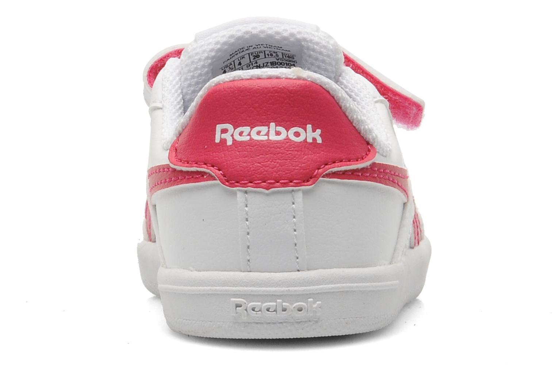 REEBOK ROYAL EFFECT ALT Baby WHITEPINK FUSIONSILVER