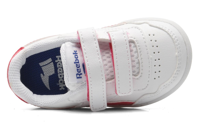 Baskets Reebok REEBOK ROYAL EFFECT ALT Baby Blanc vue gauche