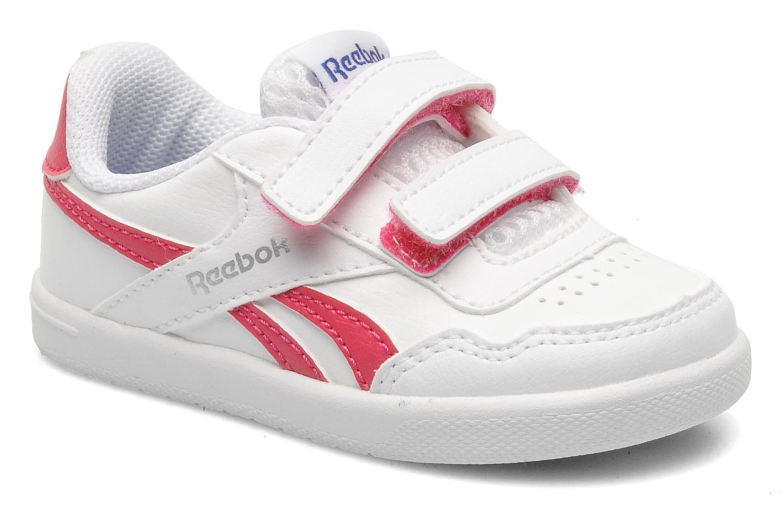 Baskets Reebok REEBOK ROYAL EFFECT ALT Baby Blanc vue détail/paire