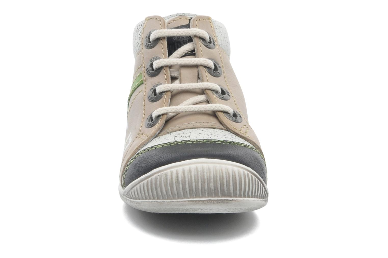 Bottines et boots GBB ISIS Gris vue portées chaussures