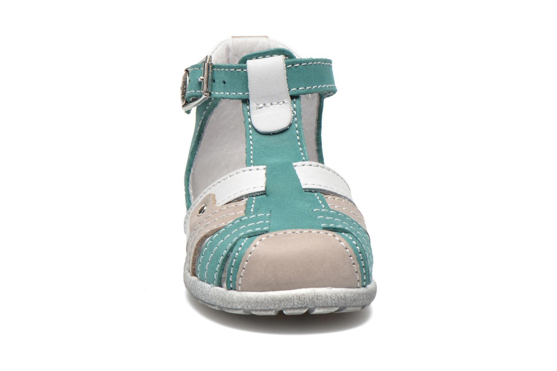 Sandales et nu-pieds Little Mary SHOOT Vert vue portées chaussures