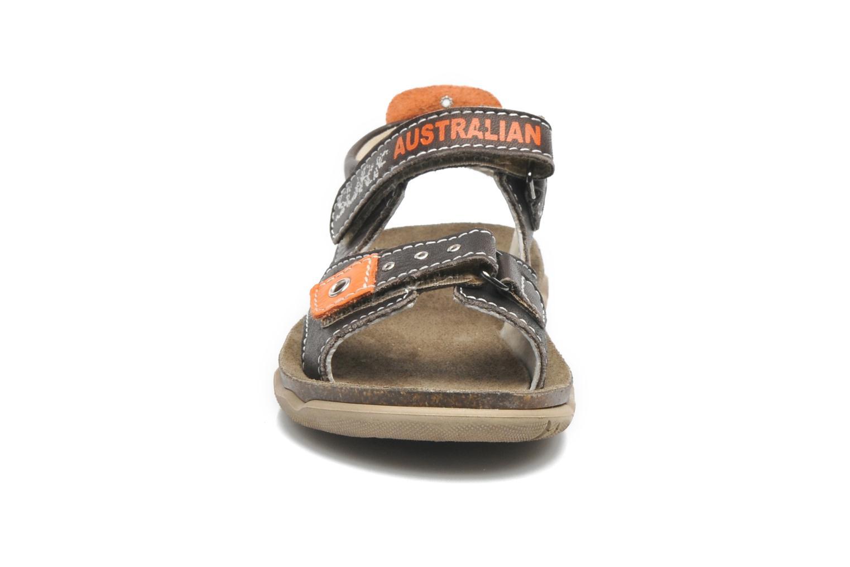 Sandales et nu-pieds Little Mary SURFER Marron vue portées chaussures