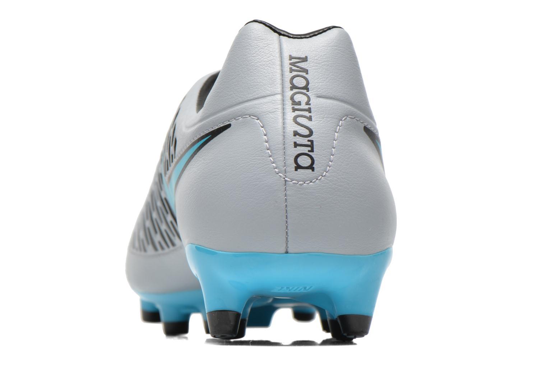 Zapatillas de deporte Nike Magista Onda Fg Gris vista lateral derecha