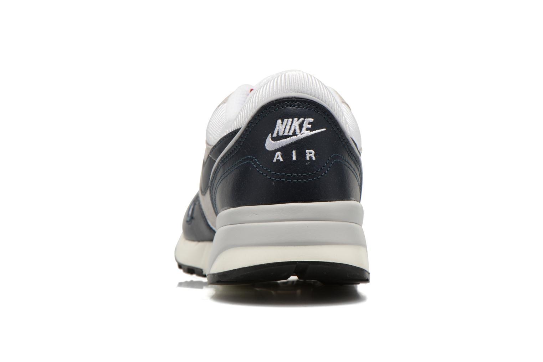 Baskets Nike Nike Air Odyssey Blanc vue droite