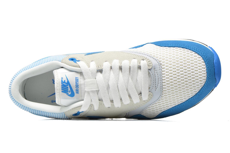 Baskets Nike Nike Air Odyssey Blanc vue gauche