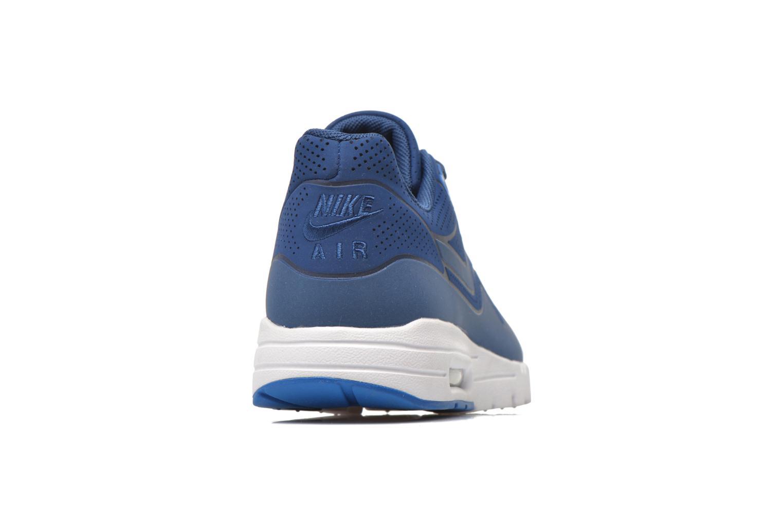 Baskets Nike Wmns Air Max 1 Ultra Moire Bleu vue droite