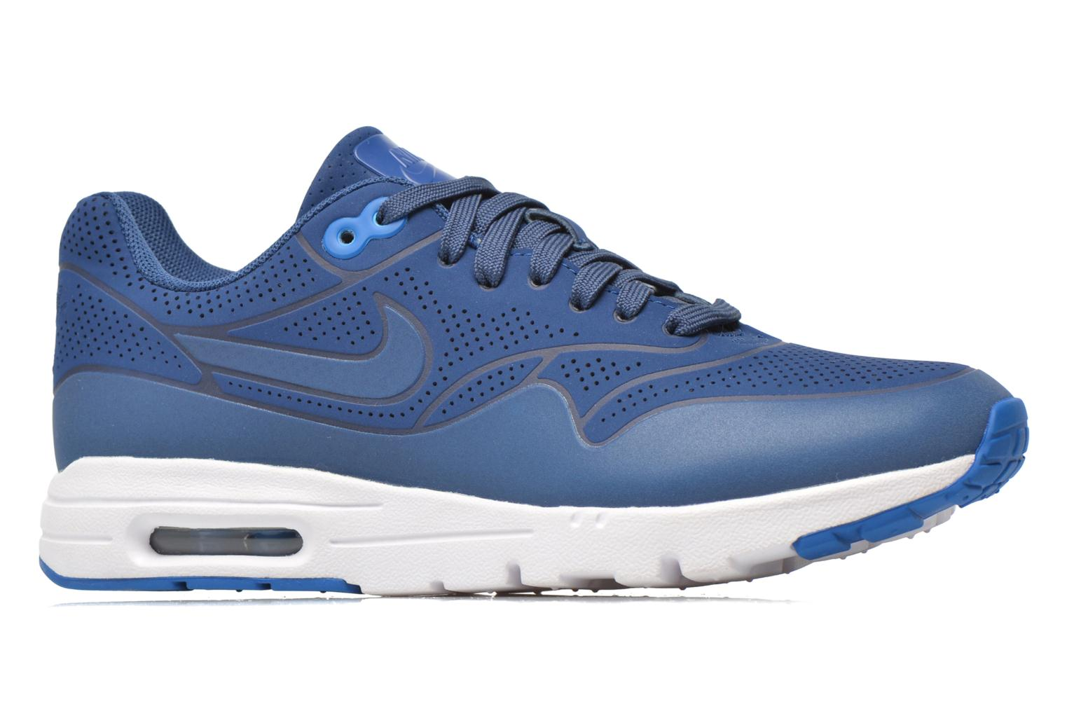 Sneakers Nike Wmns Air Max 1 Ultra Moire Blå se bagfra