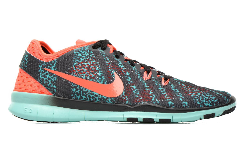 Chaussures de sport Nike Wmns Nike Free 5.0 Tr Fit 5 Prt Multicolore vue derrière