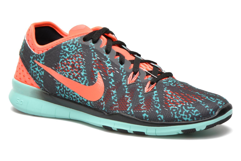 Nike Wmns Free 5.0 Tr Fit 5 Prt Chaussures de S... prpHvVLfZ