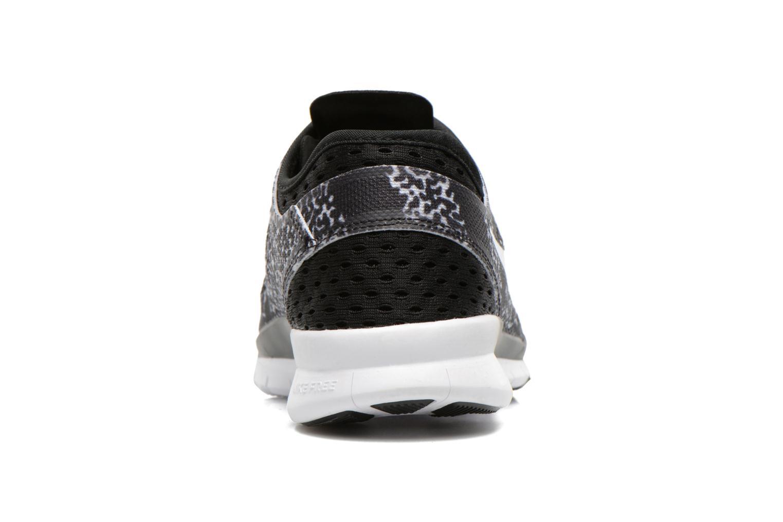 Sportschoenen Nike Wmns Nike Free 5.0 Tr Fit 5 Prt Zwart rechts