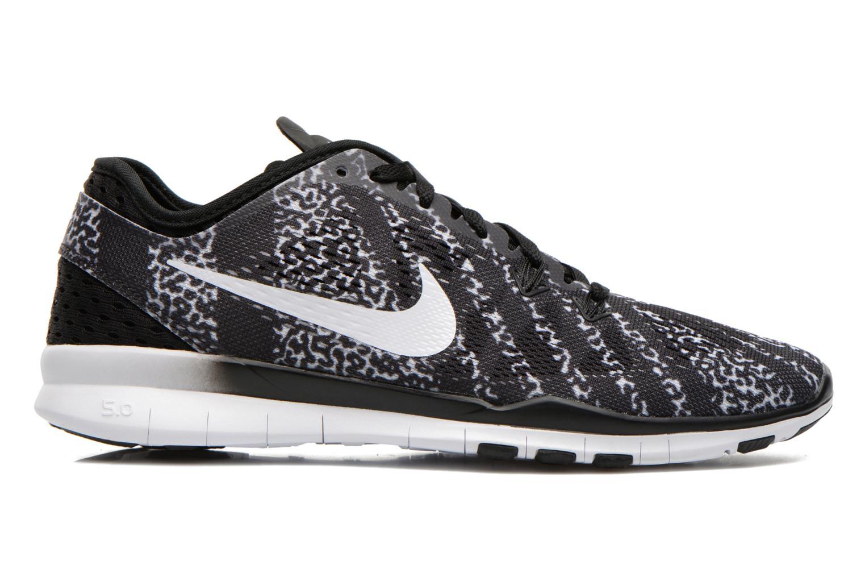 Sportschoenen Nike Wmns Nike Free 5.0 Tr Fit 5 Prt Zwart achterkant