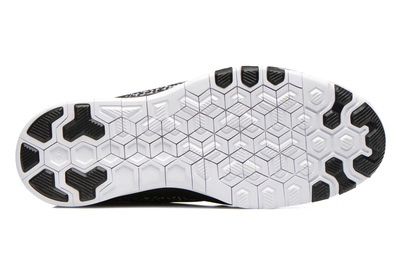Chaussures de sport Nike Wmns Nike Free 5.0 Tr Fit 5 Prt Noir vue haut