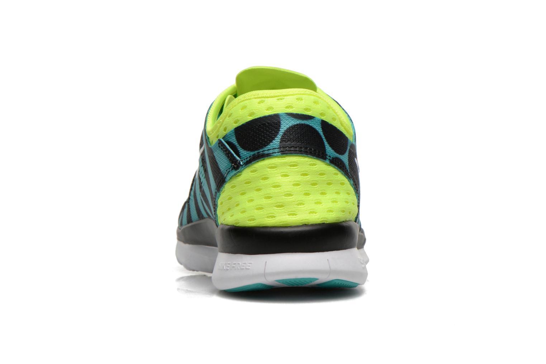 Chaussures de sport Nike Wmns Nike Free 5.0 Tr Fit 5 Prt Multicolore vue droite