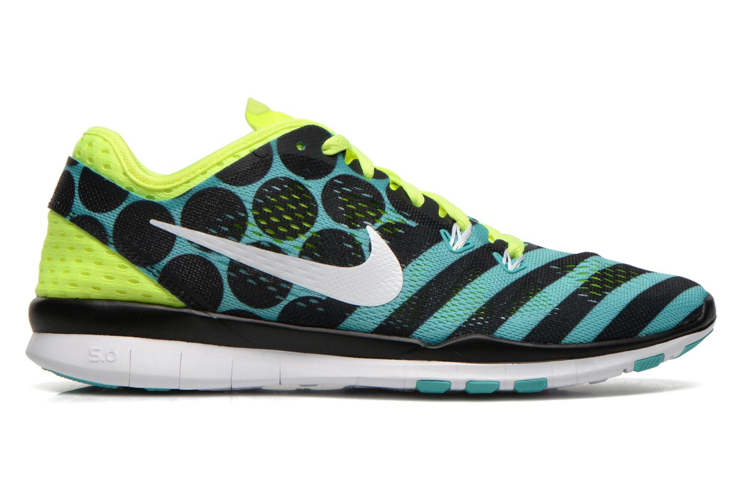 Wmns Nike Free 5.0 Tr Fit 5 Prt Lt Retro/White-Black-Volt