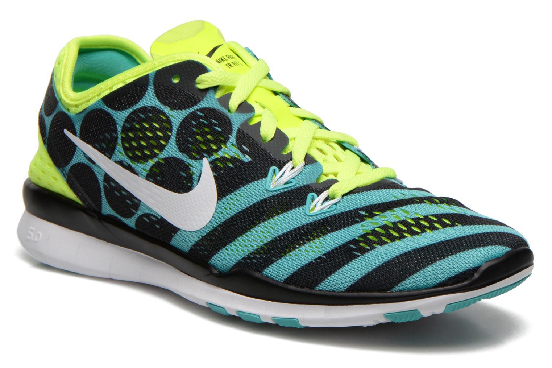 Sportschoenen Nike Wmns Nike Free 5.0 Tr Fit 5 Prt Multicolor detail