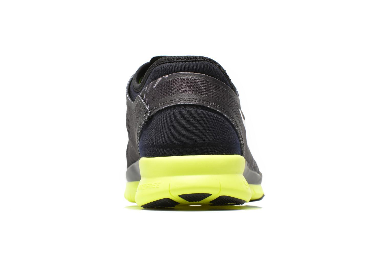 Sportschuhe Nike Wmns Nike Free 5.0 Tr Fit 5 Prt schwarz ansicht von rechts