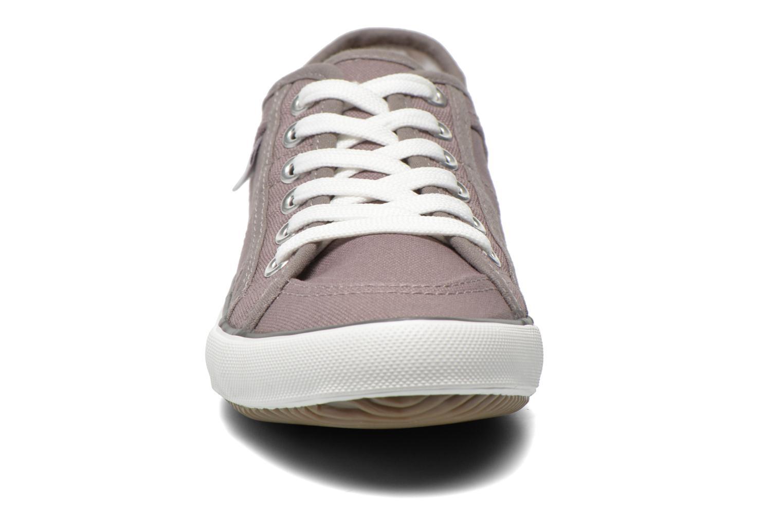 Baskets Dockers Luppé Gris vue portées chaussures