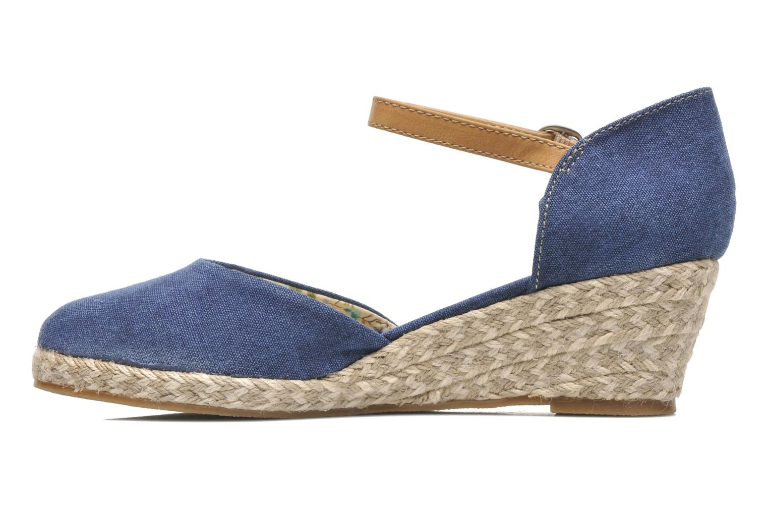 Sandals Dockers Valet Blue front view