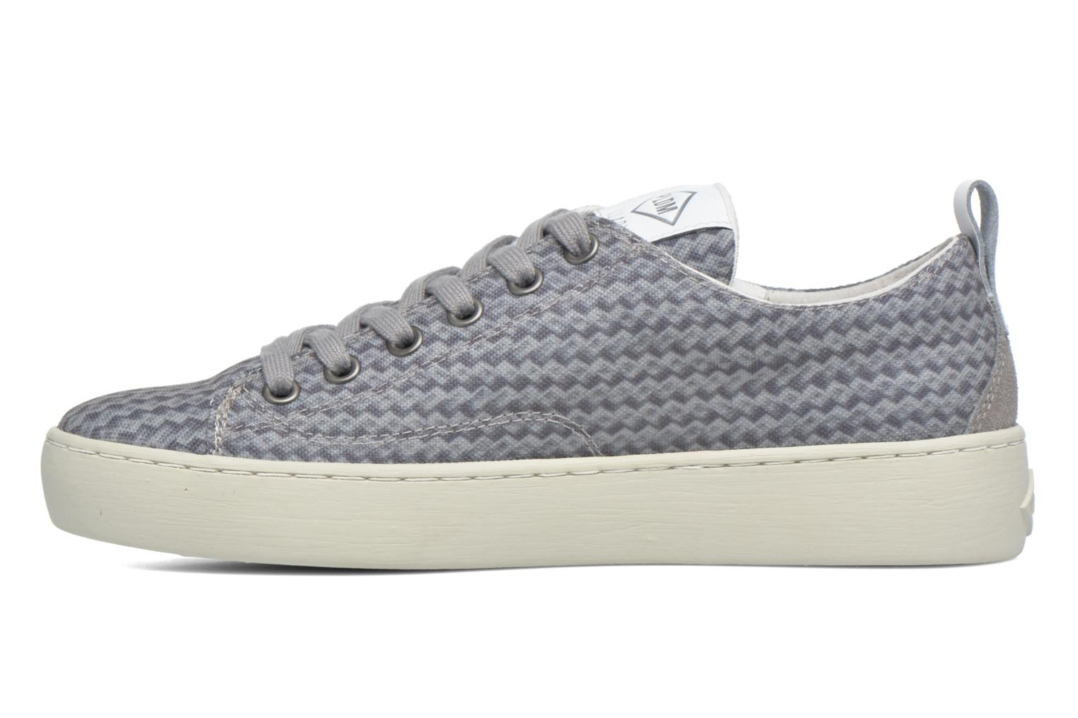 Ganama Print Light Grey/Braided