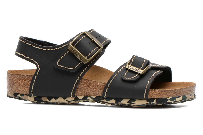 Sandales et nu-pieds Birkenstock NEW YORK Noir vue derrière