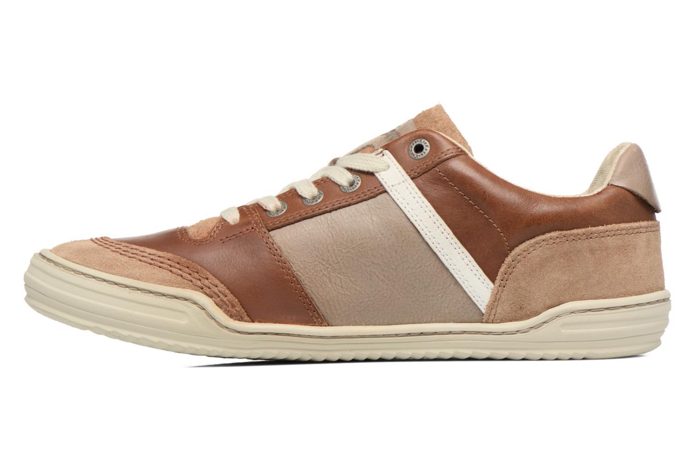 Sneakers Kickers Jexplore Brun se forfra