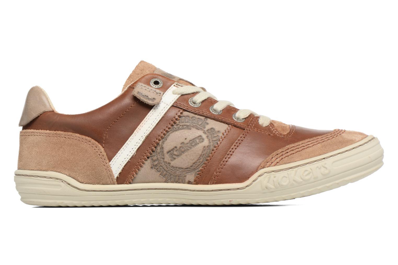 Sneakers Kickers Jexplore Brun se bagfra