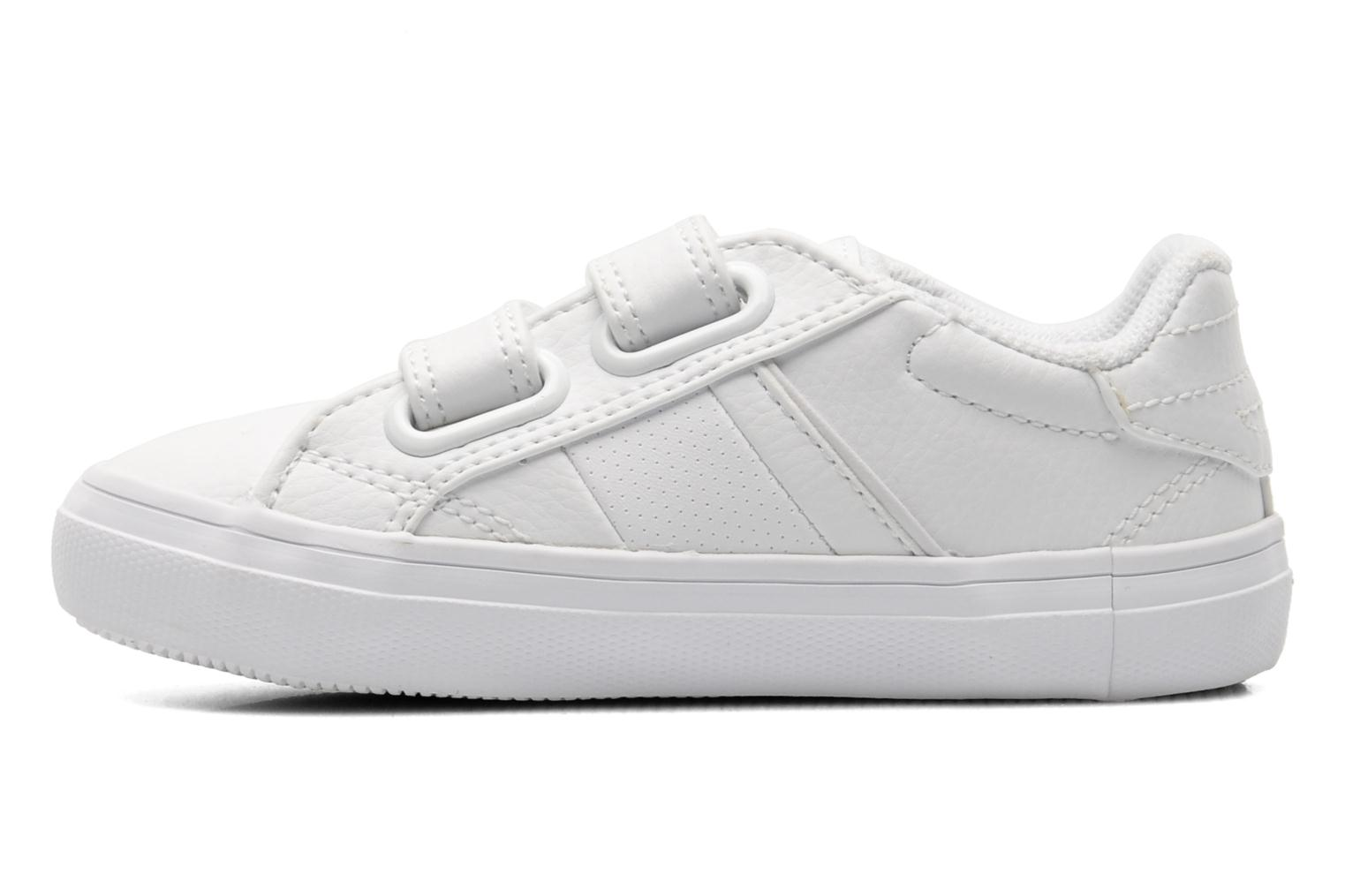 Trainers Lacoste FAIRLEAD FSM SPI White front view