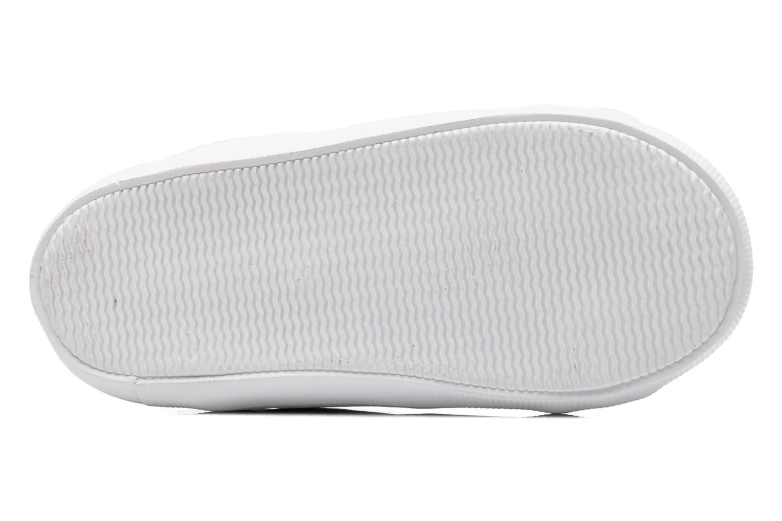 Trainers Lacoste FAIRLEAD FSM SPI White view from above