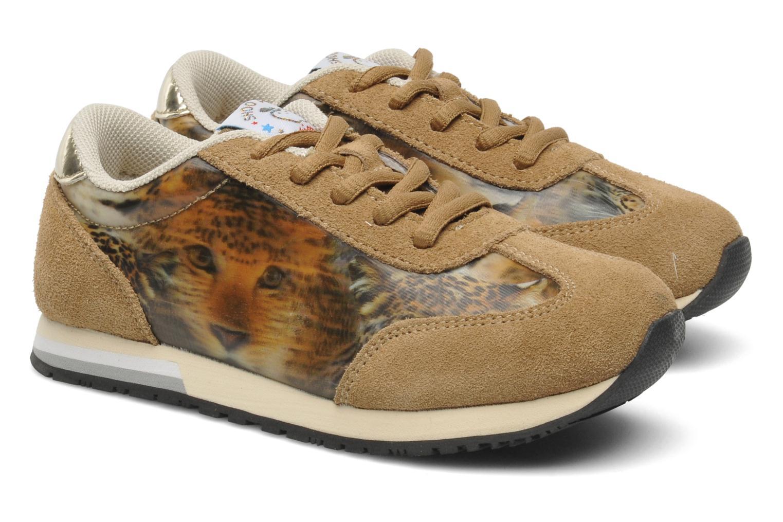Sneaker Shoo Pom RUNNY LACE beige 3 von 4 ansichten