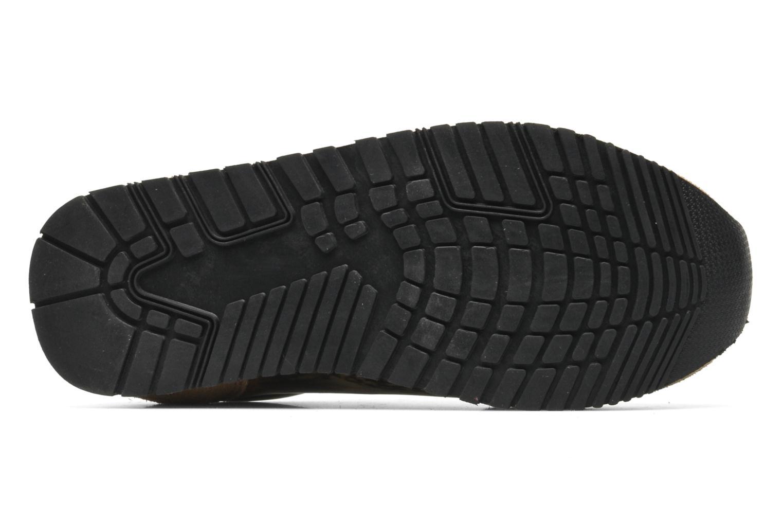 Sneaker Shoo Pom RUNNY LACE beige ansicht von oben