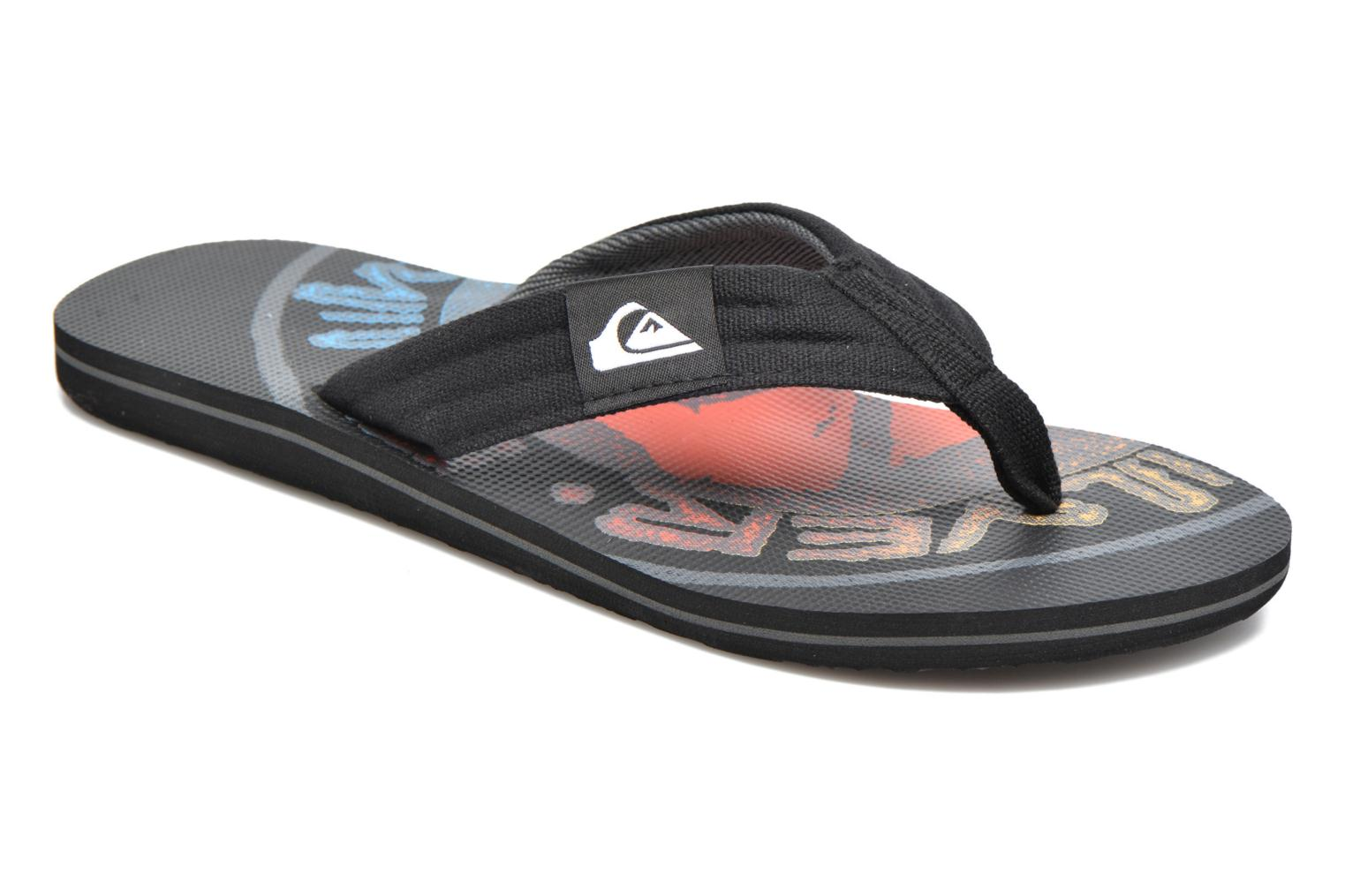 Molokai layback Black/Black/Red