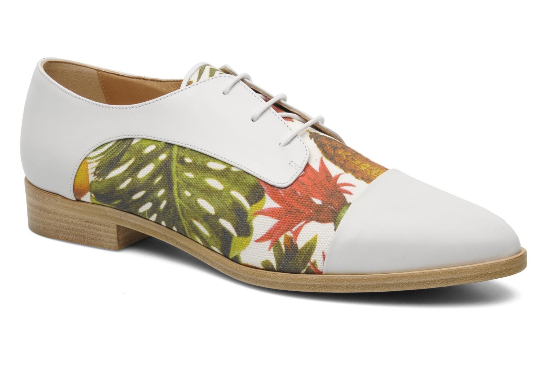 Zapatos con cordones Rebecca Balducci Marlène Multicolor vista de detalle / par