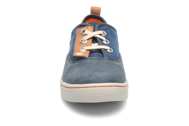 Baskets 2 Side 2S - SURF Bleu vue portées chaussures