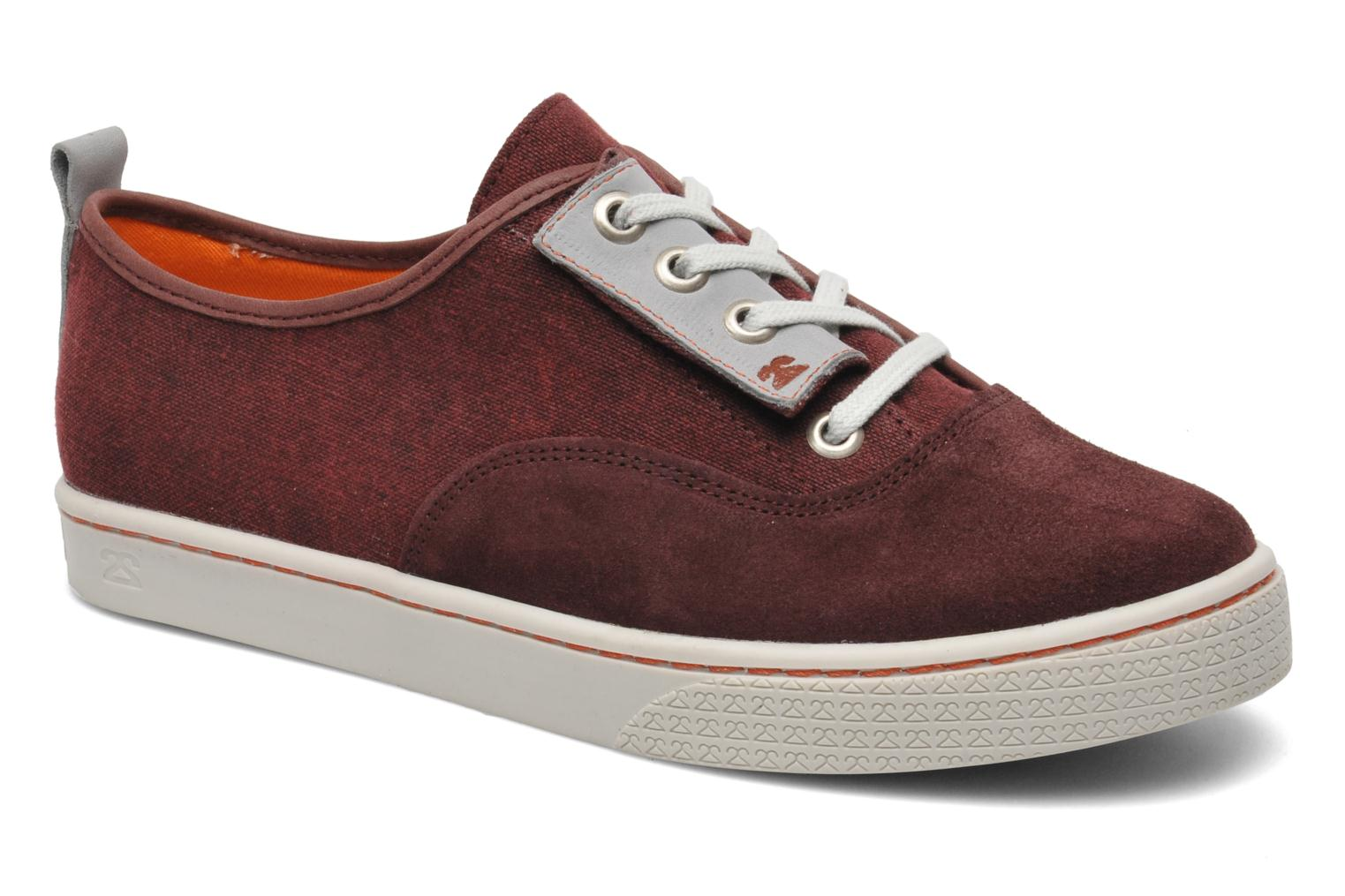 Baskets 2 Side 2S - SURF Bordeaux vue détail/paire