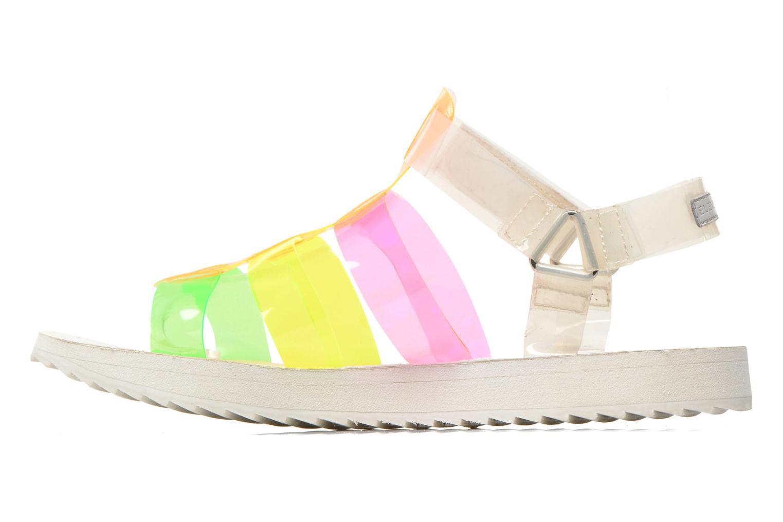 Sandalen Eleven paris Duse F mehrfarbig ansicht von vorne