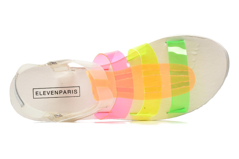 Sandalen Eleven paris Duse F mehrfarbig ansicht von links