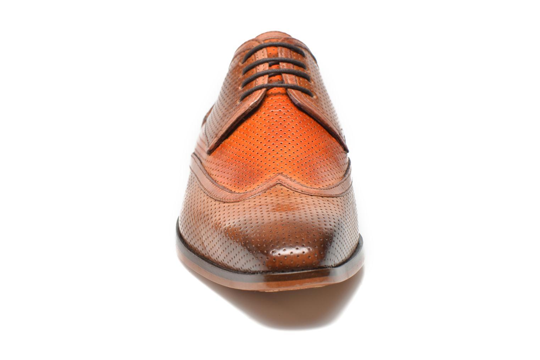 Chaussures à lacets Melvin & Hamilton Lance 11 Orange vue portées chaussures
