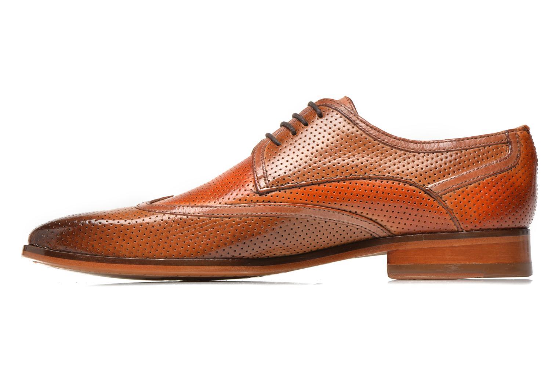 Chaussures à lacets Melvin & Hamilton Lance 11 Orange vue face