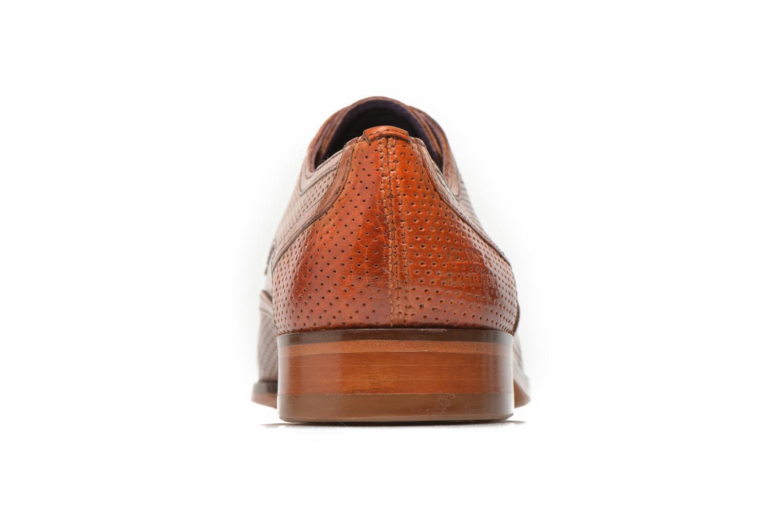 Chaussures à lacets Melvin & Hamilton Lance 11 Orange vue droite
