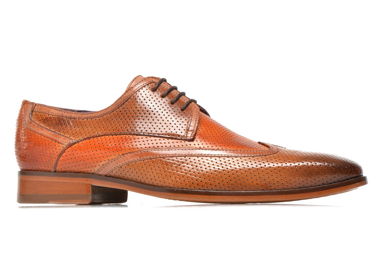 Chaussures à lacets Melvin & Hamilton Lance 11 Orange vue derrière