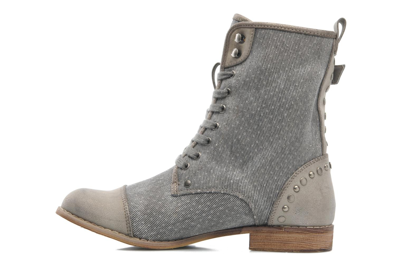 Ankle boots Kaporal Bishop Grey front view