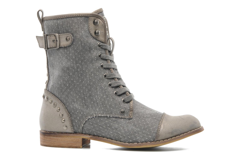 Ankle boots Kaporal Bishop Grey back view