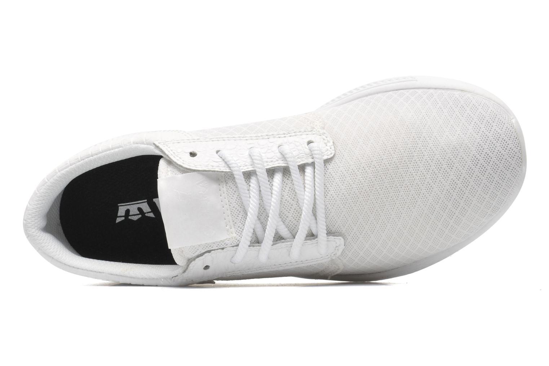 Sneakers Supra Hammer run W Vit bild från vänster sidan