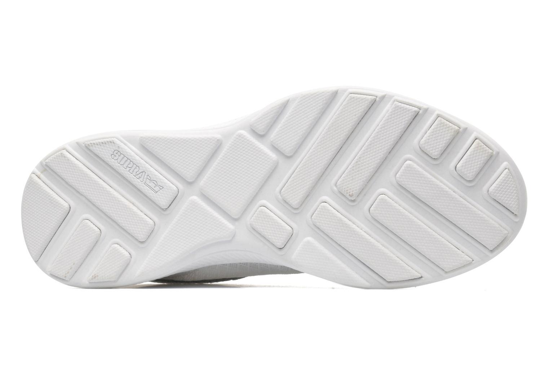 Sneakers Supra Hammer run W Vit bild från ovan