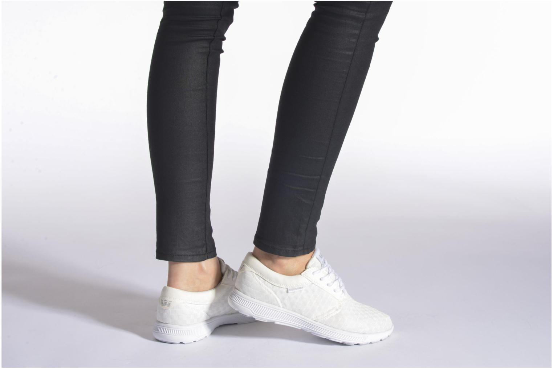 Sneaker Supra Hammer run W mehrfarbig ansicht von unten / tasche getragen