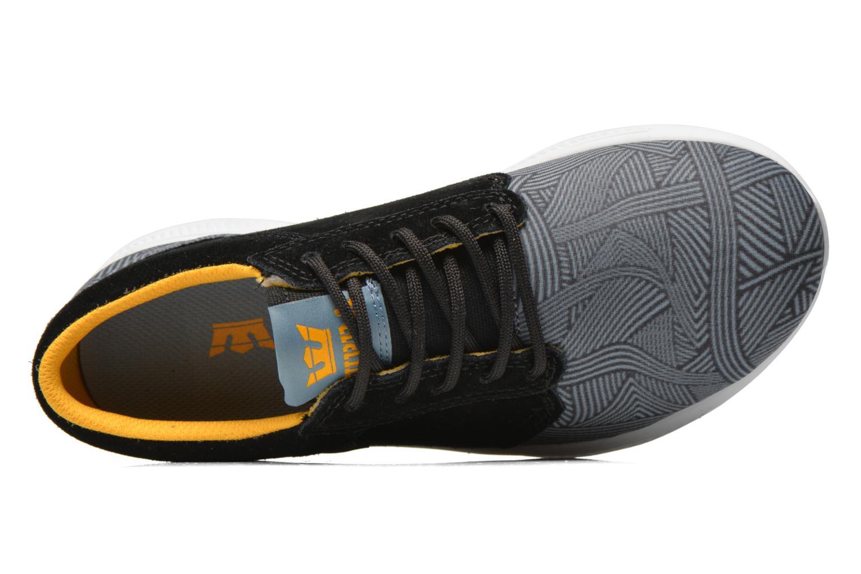 Sneaker Supra Hammer run W mehrfarbig ansicht von links