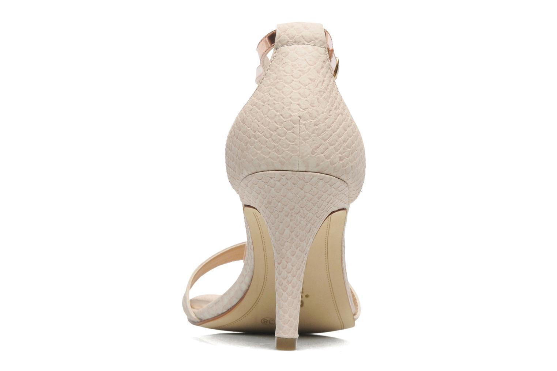Sandales et nu-pieds Tamaris Marlon Rose vue droite