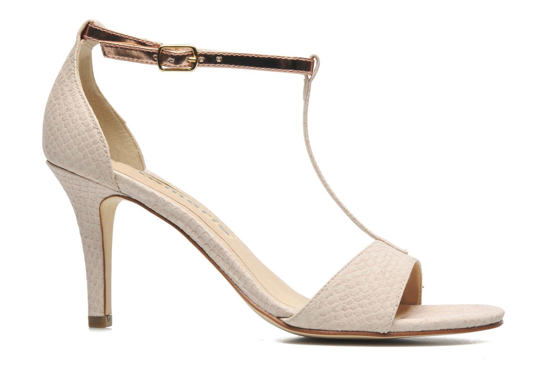 Sandales et nu-pieds Tamaris Marlon Rose vue derrière